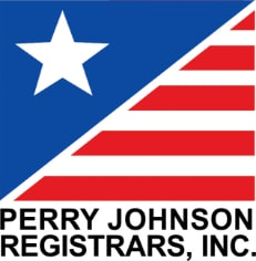 PERRY JOHNSON REGISTARS, INC.